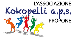 logo kokopelli - baby parking Mary Poppins Andezeno - alternativa all'asilo nido